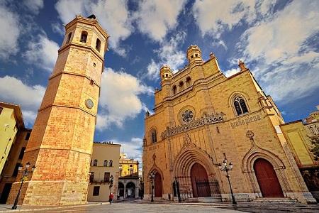 Major Square - Photography of Comunitat Valenciana Tourism Website