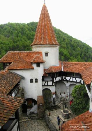 Bran Castle or Dracula´s Castle