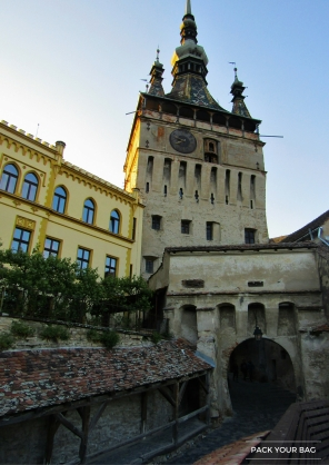 Clock Tower of Sighisoara