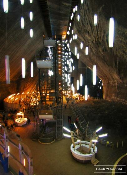 Salina Turda mine