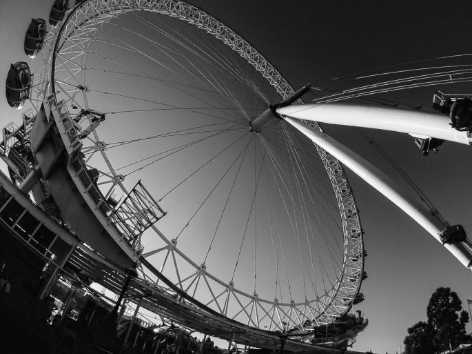 London Eye -UK