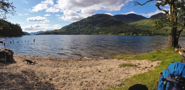 Loch Lomond and The Trossachs National Park - West Highlands Way