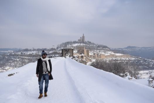 Castillo de Tsarevets en Veliko Tarnovo - photo taken by Pack Your Bag